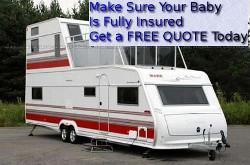 Don't take a chance, and possibly loose your Caravan or Camping Trailer to a thief, and get no compensation.