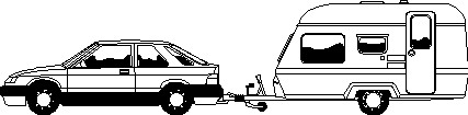 Vehicle Towing Capacities and General Car and 4x4 and Information suitable for Caravans